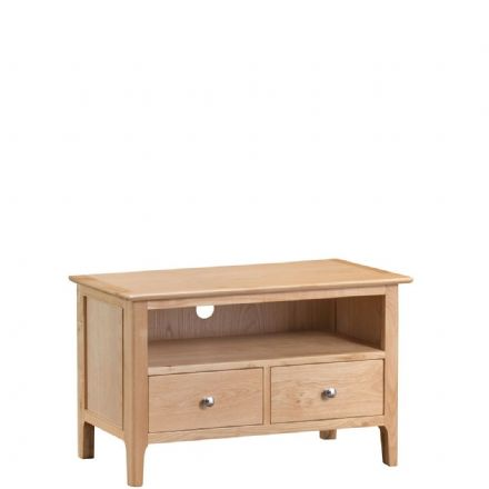 Newhaven Oak Standard TV Unit